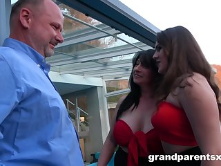 GrandParentsX Innocent Teen And Her Primary Sexual Experi