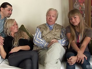 Nesti Shy increased by Sveta have continually enjoyed the touch of an older man