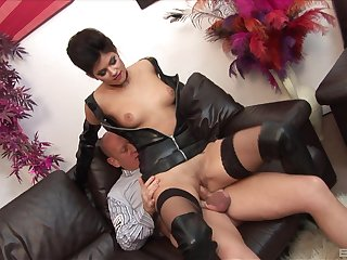 Sexual fantasy with a premium woman who rides have a fondness a goddess